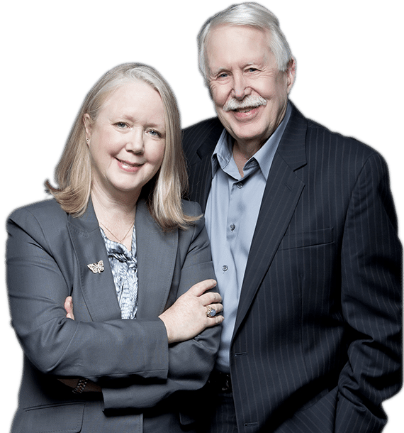 Attorneys Melissa Brown & Donald Fraulob